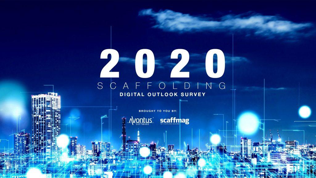 2020 Scaffolding Digital Outlook Survey: Invitation to Participate