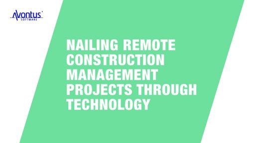 remote construction management
