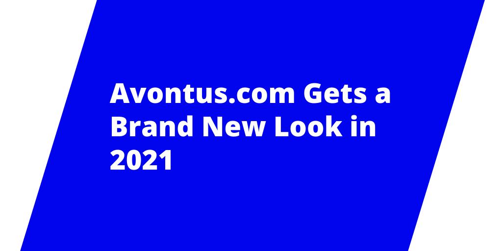 avontus new website