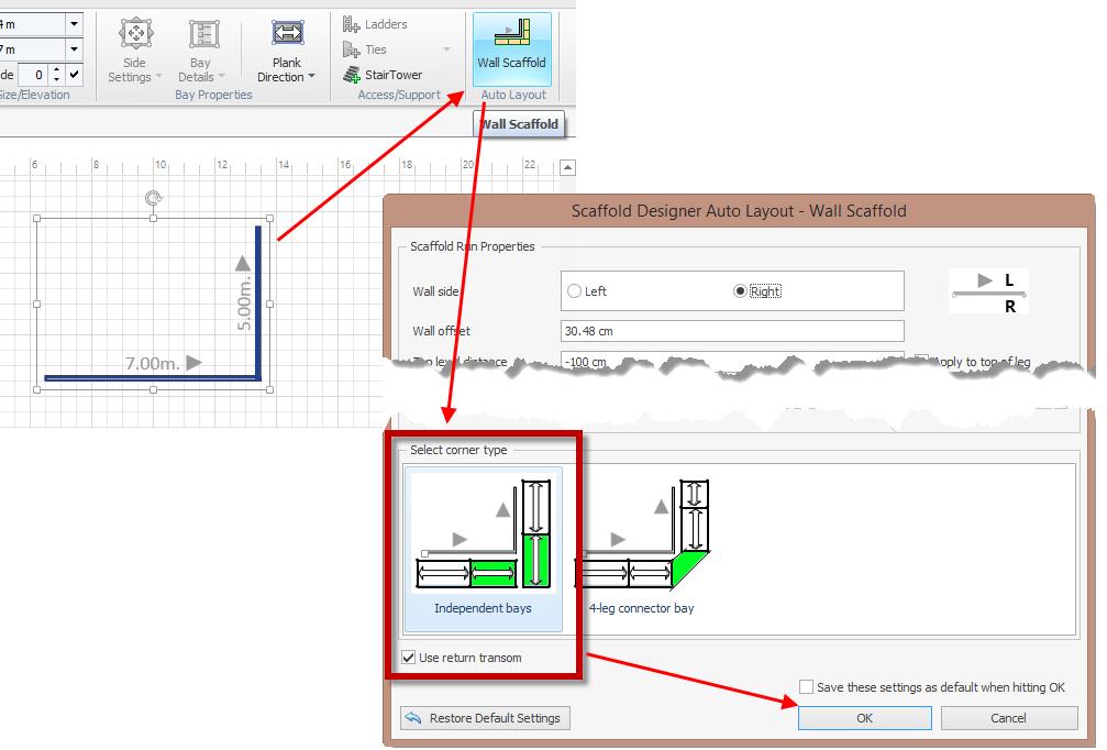 how to add a transom window
