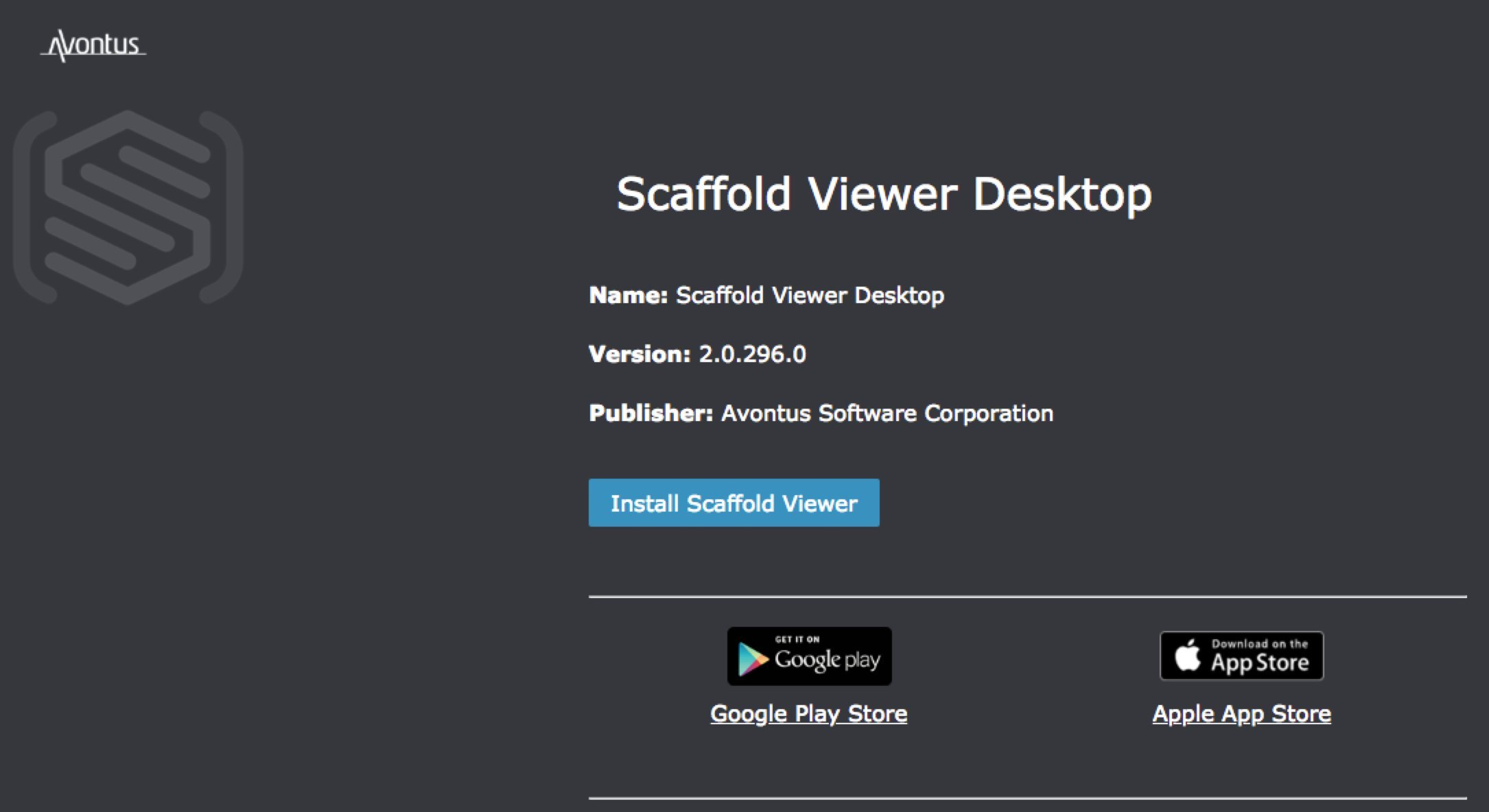 Scaffolding designer software to design & estimate projects in cad.