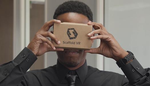 Scaffold Viewer Cardboard